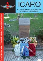 Ícaro Núm. 2009-97 marzo 2009