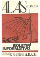 1978-00 Mayo ALAS GLORIOSAS
