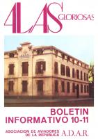 1980-10 y 11 Octubre ALAS GLORIOSAS
