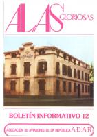 1980-12 Diciembre ALAS GLORIOSAS