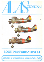 Alas gloriosas Núm. 14 Abril 1981