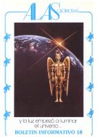 Alas gloriosas Núm. 18 Diciembre 1981