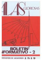 Alas gloriosas Núm. 02 mayo 1979