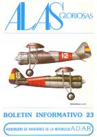 Alas gloriosas Núm. 23 Octubre 1982
