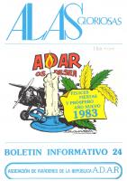 Alas gloriosas Núm. 24 Diciembre 1982