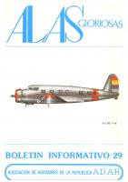 1983-29 Octubre ALAS GLORIOSAS
