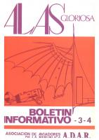 Alas gloriosas Núm. 03 y 04 septiembre 1979