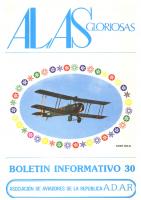 1983-30 Diciembre ALAS GLORIOSAS
