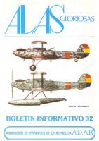 Alas gloriosas Núm. 32 Abril 1984