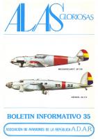 Alas gloriosas Núm. 35 Octubre 1984
