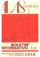 Alas gloriosas Núm. 05 y 06 Diciembre 1979