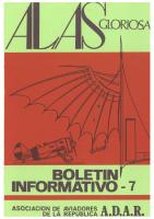 Alas gloriosas Núm. 07 Febrero 1980
