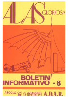 Alas gloriosas Núm. 08 Abril 1980