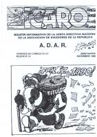 Ícaro Núm. 1989-14 Diciembre 1989