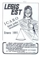 Ícaro Núm. 1991-20 Enero 1991