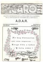Ícaro Núm. 1991-24 Diciembre 1991