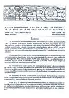 Ícaro Núm. 1992-25 Febrero 1992