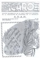 Ícaro Núm. 1992-29 Diciembre 1992