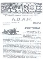 Ícaro Núm. 1993-30 Febrero 1993
