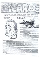 Ícaro Núm. 1993-31 Junio 1993