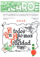 Ícaro Núm. 1993-33 Diciembre 1993