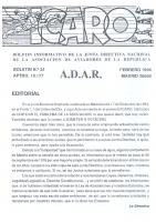 Ícaro Núm. 1994-34 Febrero 1994