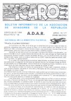 Ícaro Núm. 1994-36 Julio 1994