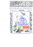 Ícaro Núm. 1994-38 Diciembre 1994