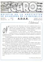 Ícaro Núm. 1995-39 Marzo 1995