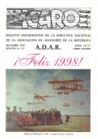 Ícaro Núm. 1997-52 Diciembre 1997
