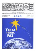 Ícaro Núm. 1998-57 Diciembre 1998