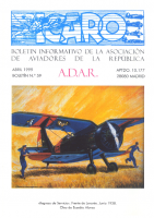 Ícaro Núm. 1999-59 Abril 1999