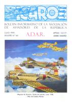 Ícaro Núm. 1999-60  Julio 1999