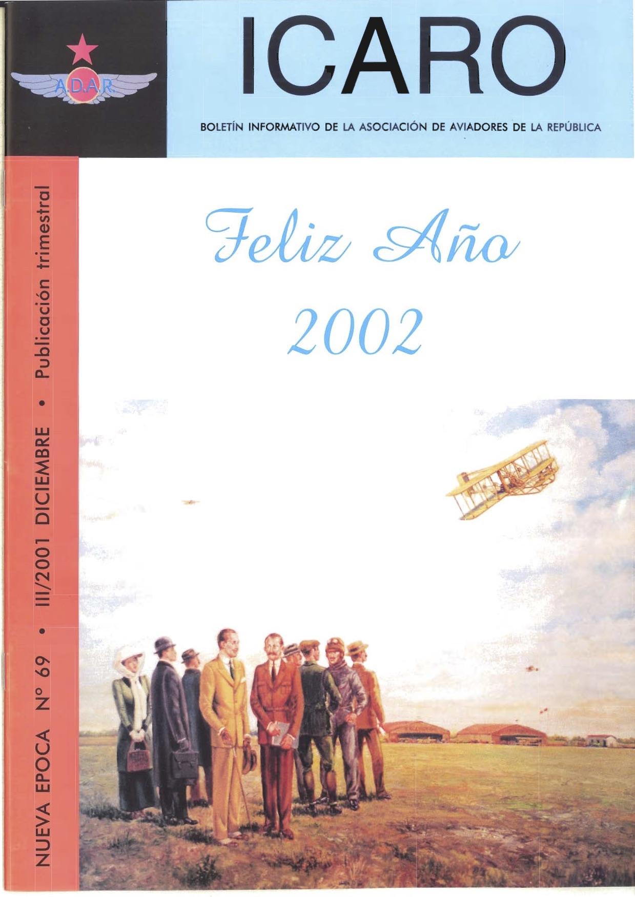 2001-69 Diciembre ICARO
