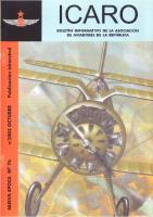 Ícaro Núm. 2003-76 Octubre 2003