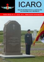 Icaro Núm. 2015-117 julio 2015