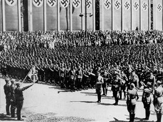 Homenaje en la Alemania Nazi a la Legión Cóndor